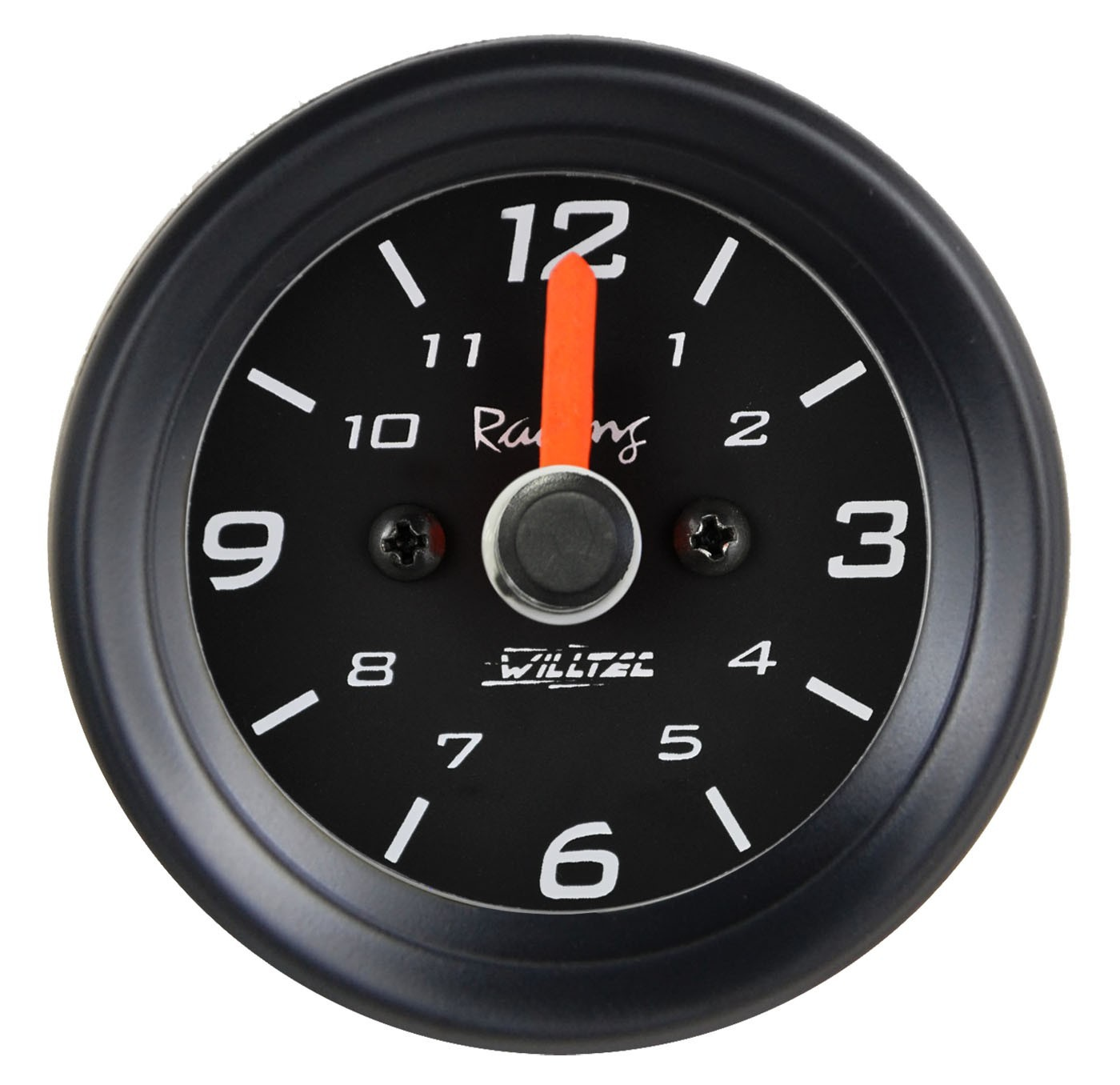 Relógio de horas para carros