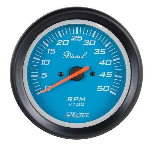 Tacômetro diesel