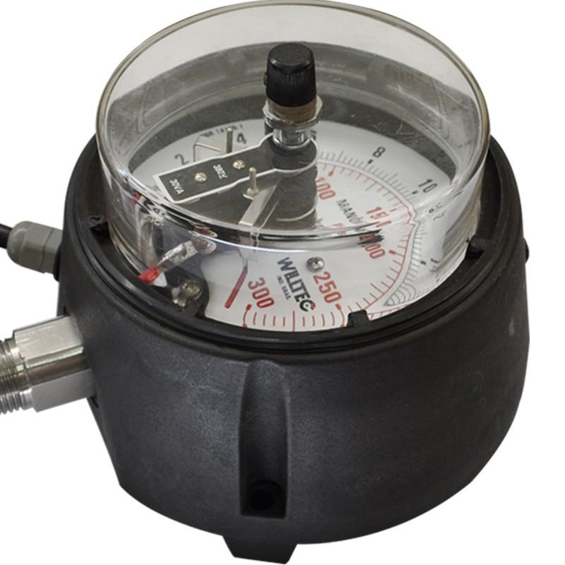 Fabricantes de manômetro com contato elétrico