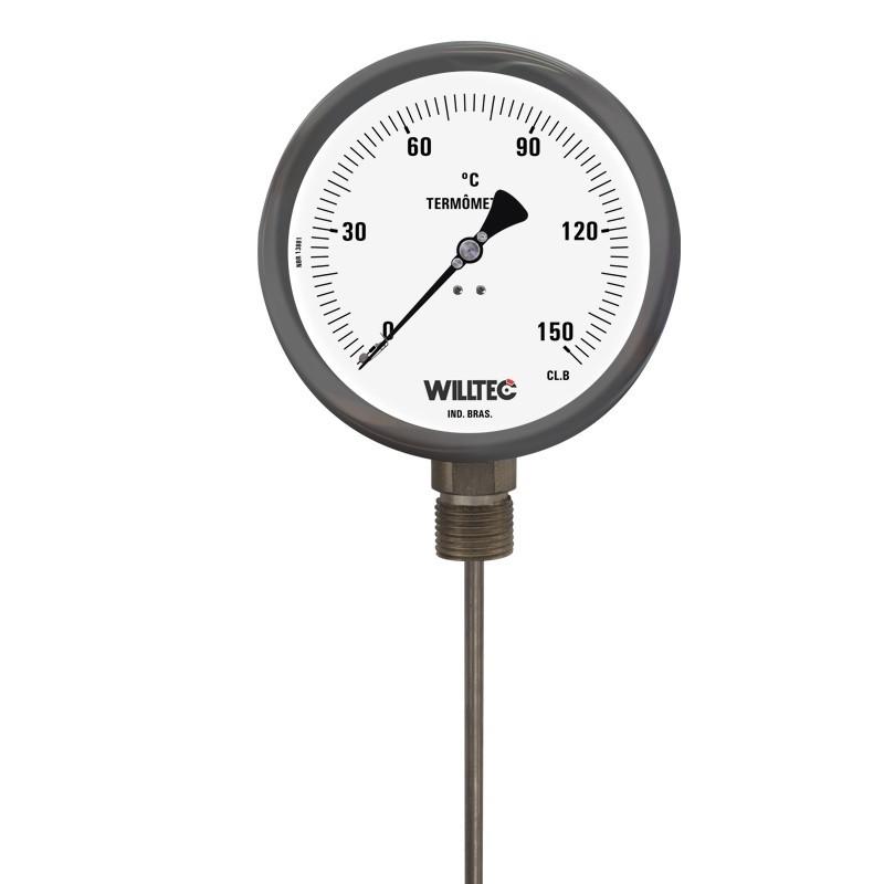 Termômetro total inox