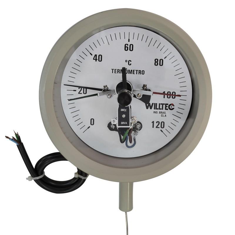 Termometrô para transformador de potência